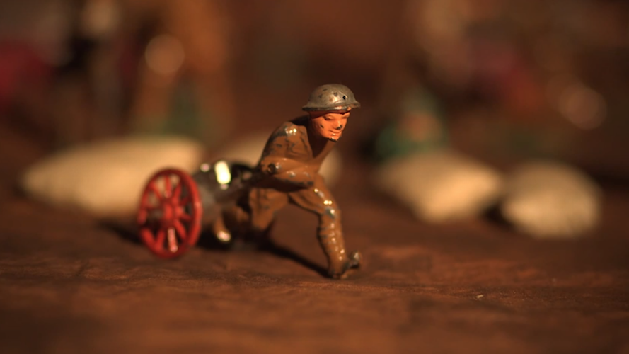 Manoil Toy Soldiers