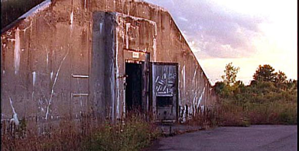 What's behind the fence at former Seneca Army Depot?