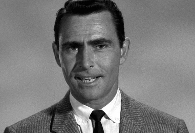 """As I knew him, My Dad, Rod Serling"" By Anne Serling"