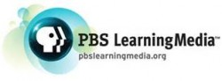 PBS Learning Media pea-head logo