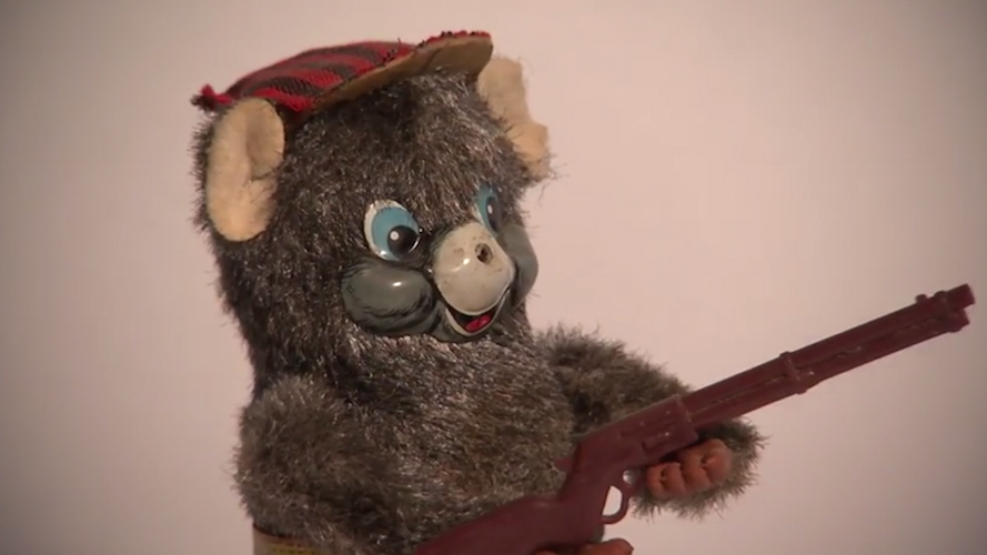 Wind-Up Toys have been popular for centuries