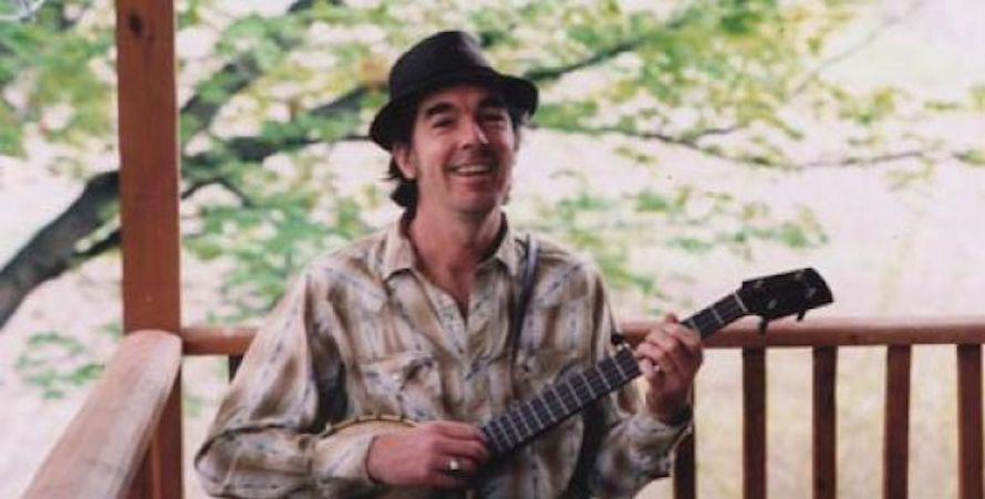 Richie Stearns has been described as one of the major innovators of 5-string banjo playing,