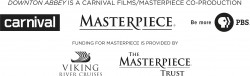 Downton Abbey on Masterpiece Funder Block