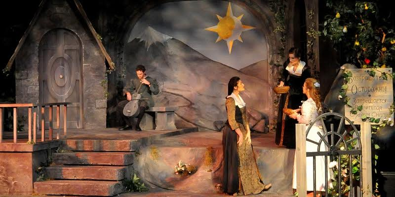 "Tri-Cities Opera presents Tchaikovsky's fairy-tale opera ""Iolanta"""