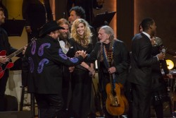 Raul Malo and Willie Nelson Willie Nelson: Library of Congress Gershwin Prize for Popular Song