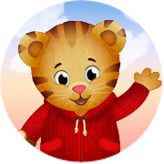 daniel tiger waving