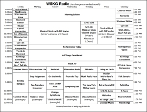 RADIO guide July 16