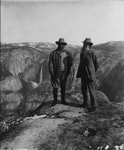 John Muir at Yosemite