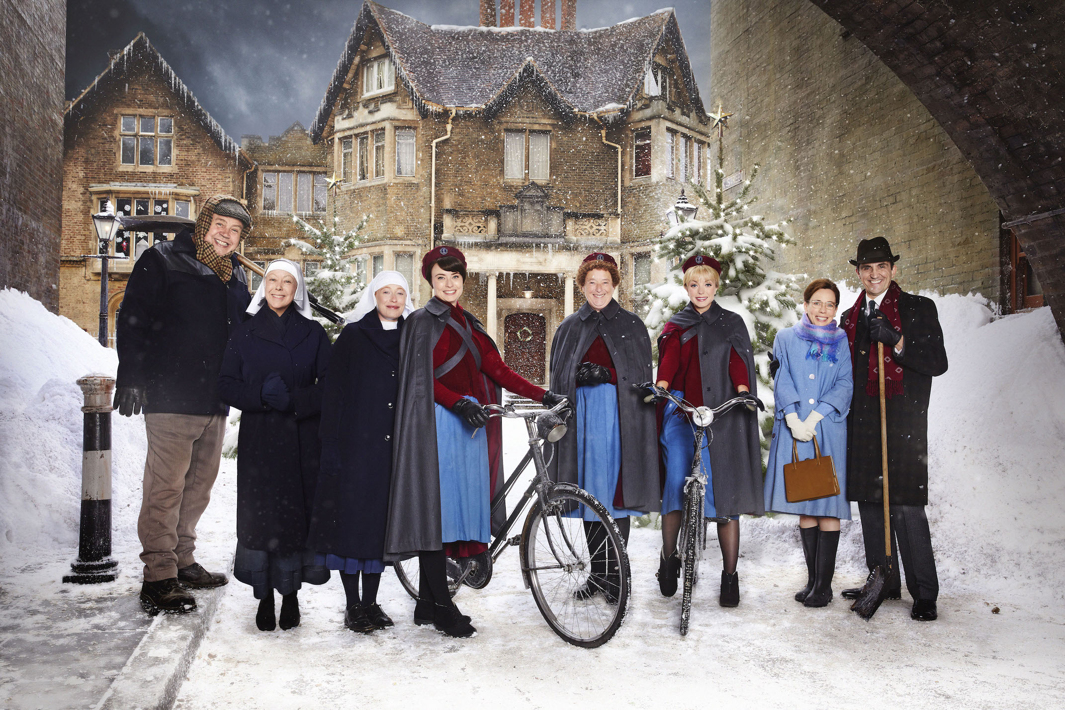 Call the Midwife Holiday Special 2017