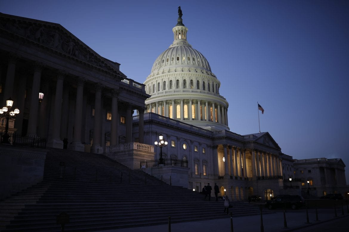 Republicans seek key vote to reopen U.S. government for new working week