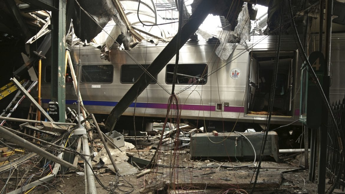 Sleep Apnea Blamed for New York Commuter Line Train Crashes