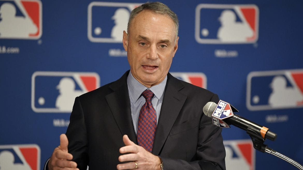 Major League Baseball announces new pace-of-play rule changes