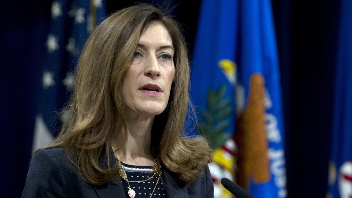 Rachel Brand, 3rd Ranking Official At Justice Dept., Resigns