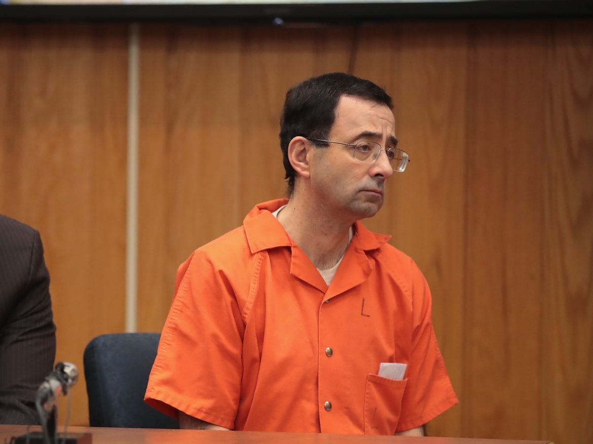 US Doctor Accused of Molesting Female Gymnasts, Sentenced to Years in Prison