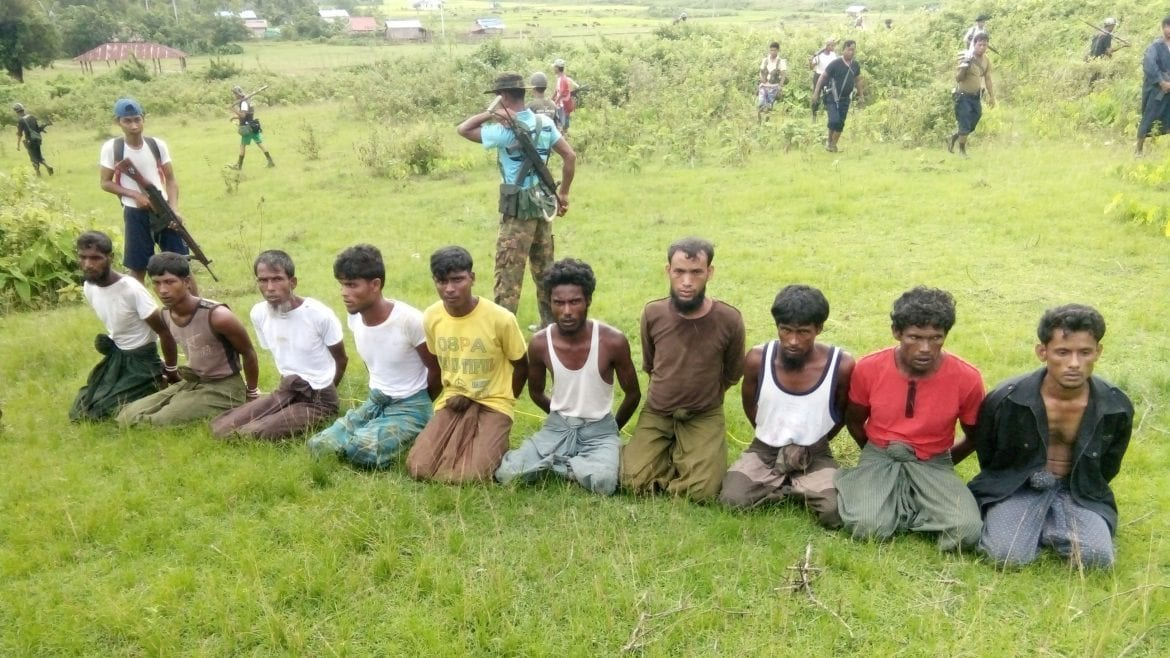 Swiss president Berset says Rohingya return must be voluntary