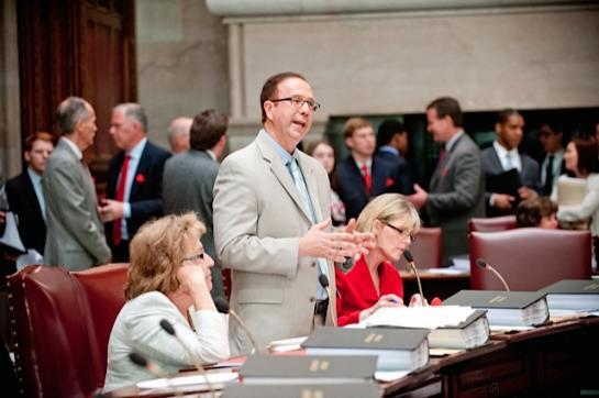 Senator Felder Stays With The GOP, Denying Democrats A Ruling Majority
