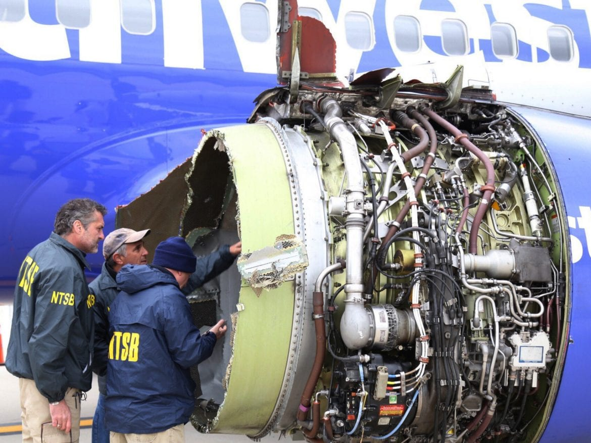 A look at safety aboard Boeing 737-700 jets