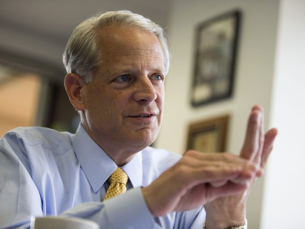 Former Rep. Steve Israel, D-N.Y., served in Congress from 2001-2017. He is pictured here in 2014.