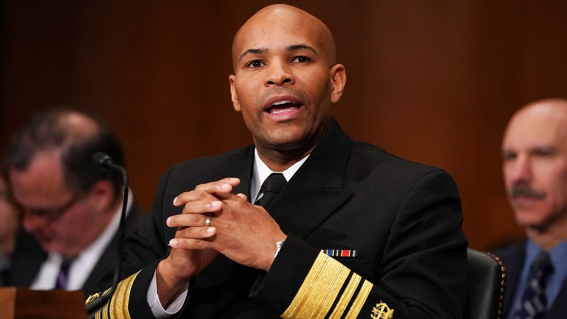 Surgeon general says more consumers should carry opioid antidote Naloxone