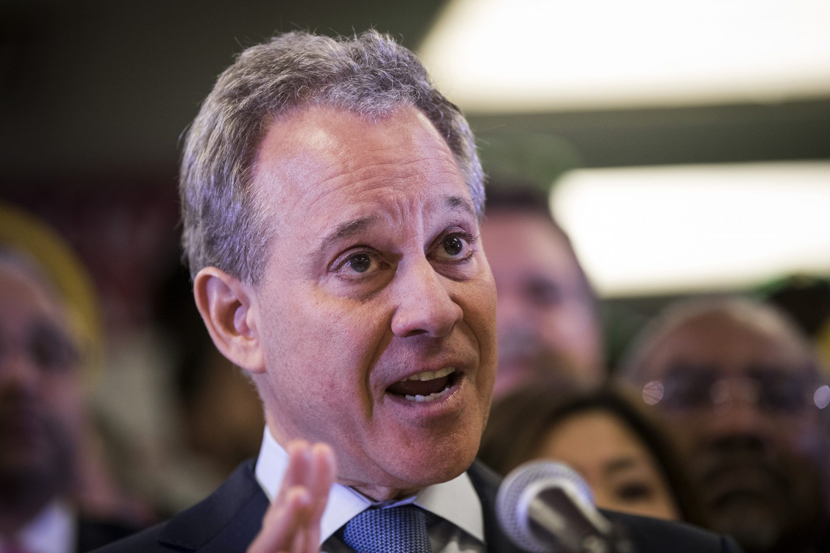 What's Next After N.Y. Attorney General's Resignation Amid Abuse Allegations