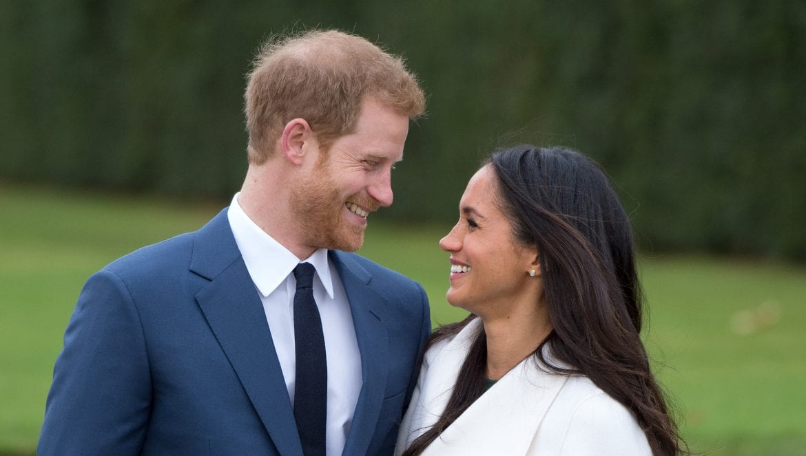 Prince Henry of Wales and Rachel Meghan Markle