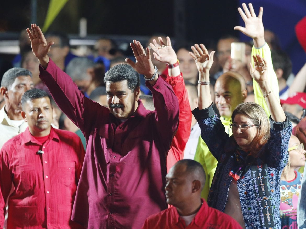 Canada, Lima Group members will not recognize result of contested Venezuelan election