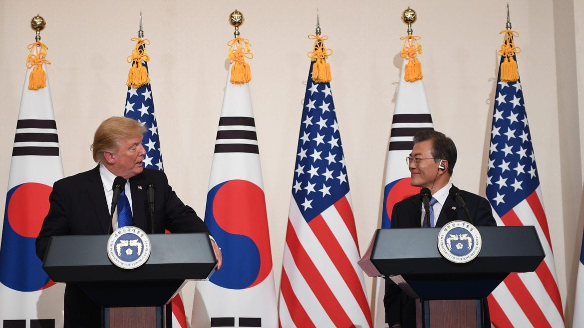 S. Korea sees 99.9-pct possibility for DPRK-US summit: Blue House