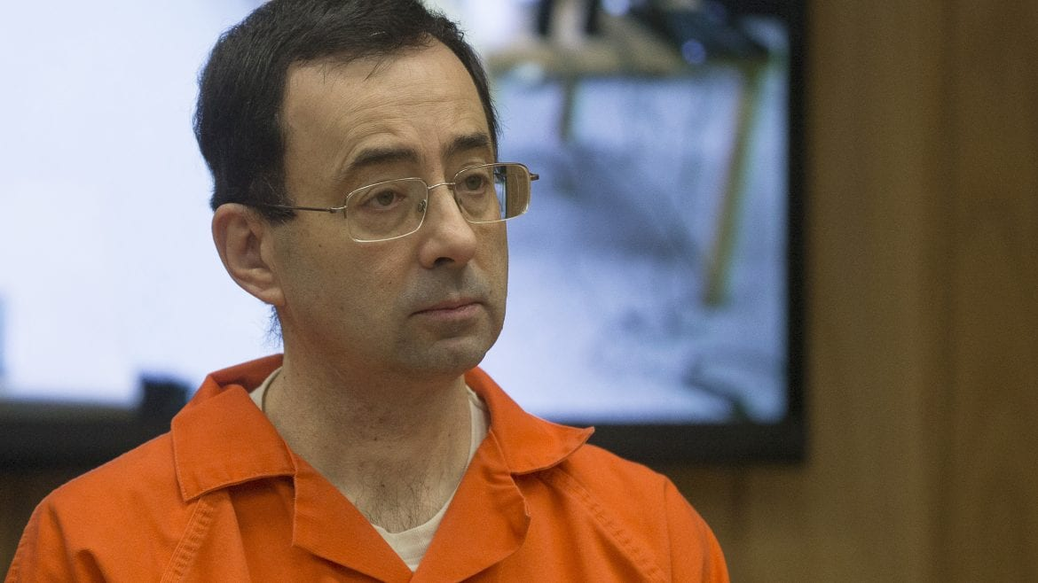 Michigan State to Pay $500M in Settlements to Larry Nassar Victims