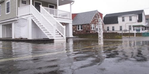 Coastal Communities, Watch Out: Sea Level Rise Threatens Your Homes