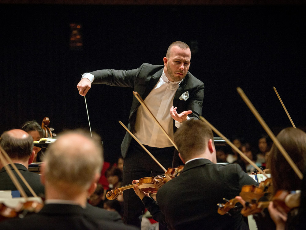 Yannick Nézet-Séguin leads the Philadelphia Orchestra, one of two leading American orchestras offering no music composed by women in the upcoming season.