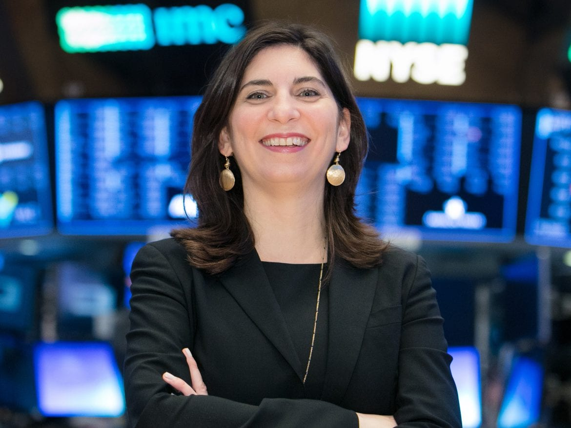 Stacey Cunningham, 43, is set to lead the New York Stock Exchange as the first female president in its more than 200-year history.