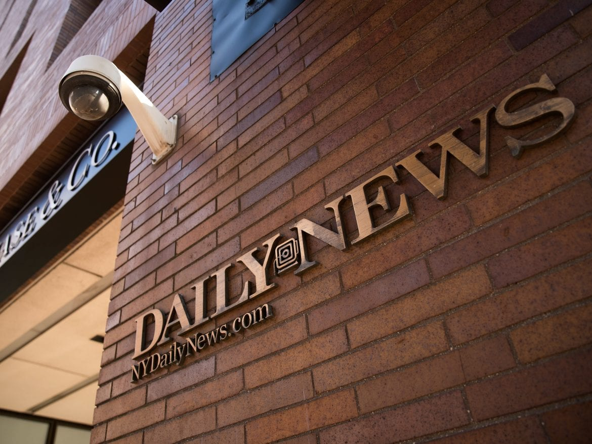 Tronc cited financial pressures in gutting the New York Daily News, a major force in local coverage. It has won Pulitzer Prizes and been a thorn in President Trump's side.
