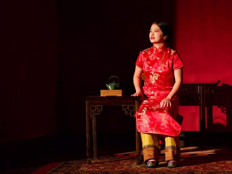 New Play Tells Little-Known Story Of 1st Chinese Woman To Set Foot In U.S.