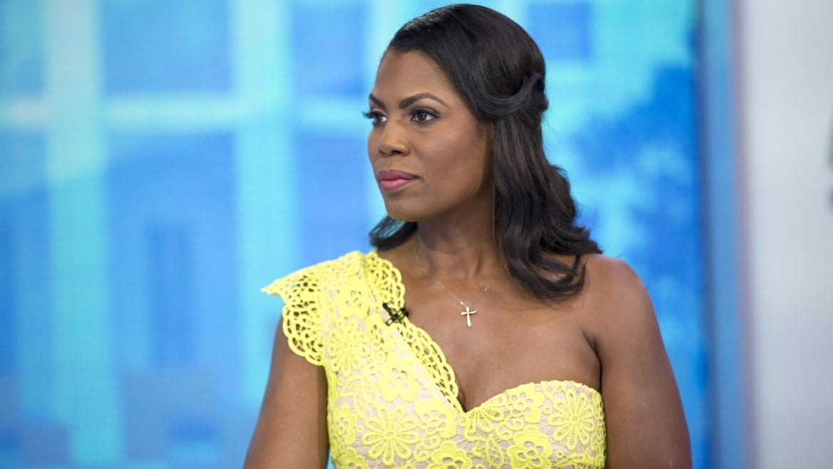 Donald Trump trolls tell-all aide Omarosa with cringeworthy video montage