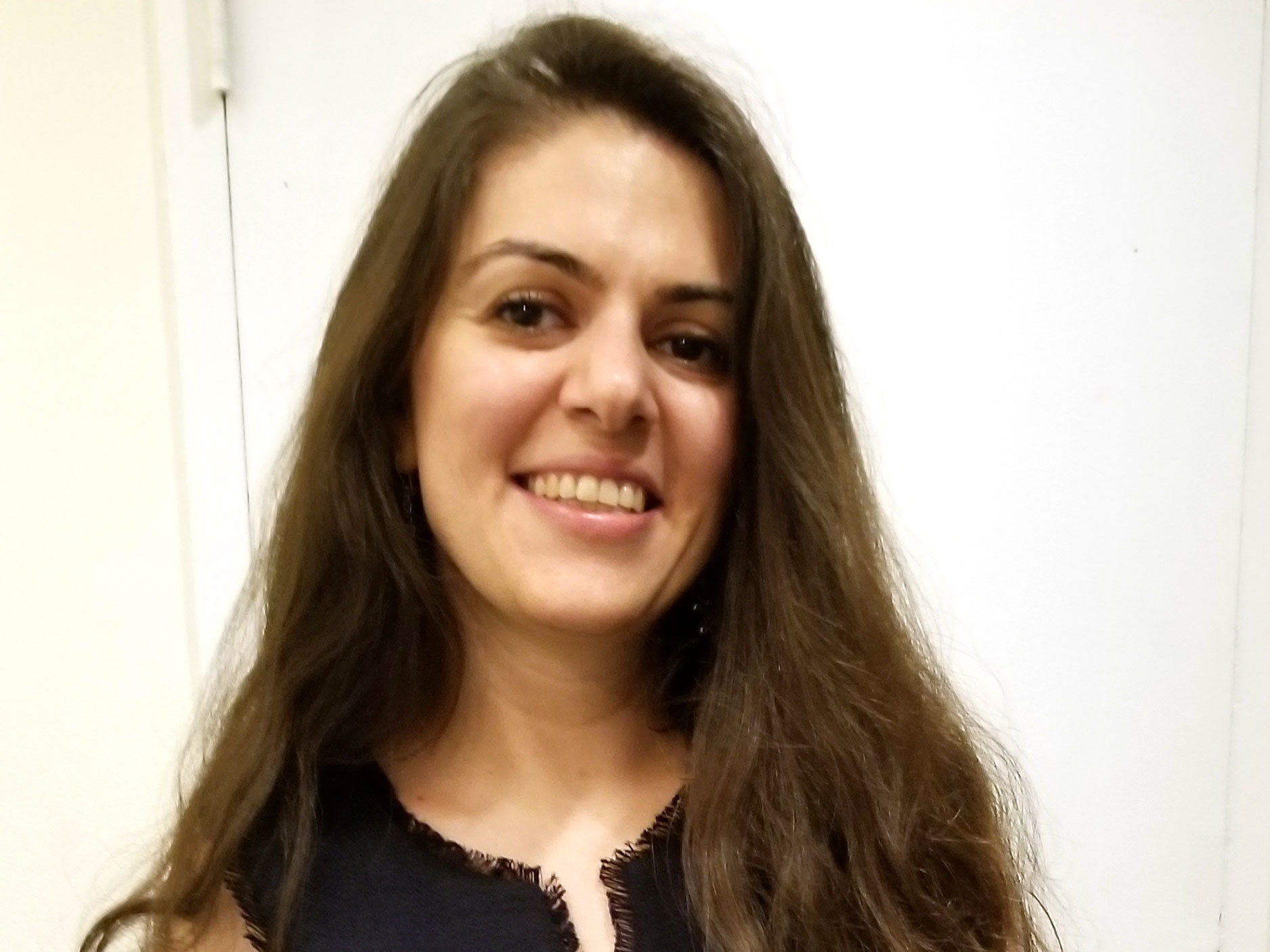 """""""Speaking truth in Turkey means you are going to end up in jail,"""" says Turkish scholar Nazan Bedirhanoglu, who has been welcomed at Wellesley College in Massachusetts."""