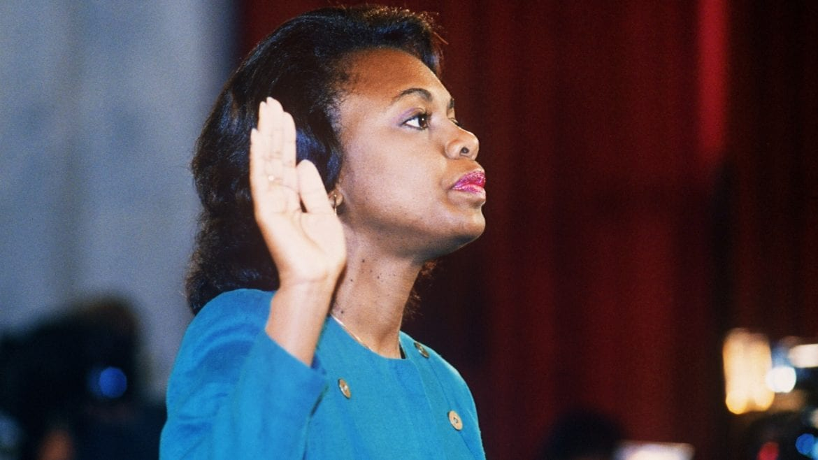 Anita Hill Says Allegations Require 'Fair and Neutral' Investigations
