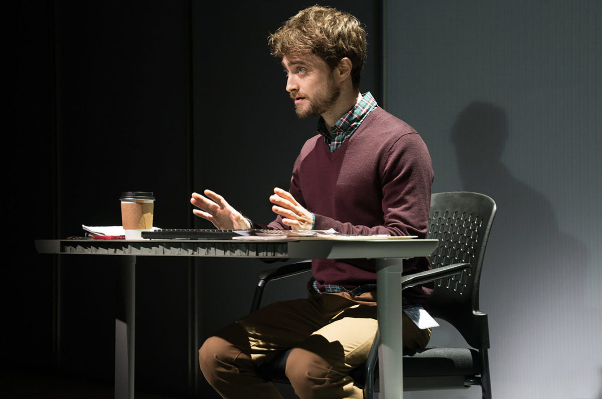 Broadway's 'Lifespan Of A Fact' Tackles The Timely Question: What Is A Fact?