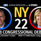 New York 22: A League of Women Voters Debate