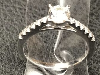 The ring was lost on Friday night and NYPD recovered it ring Saturday morning. By Sunday, the department said it had found the ring's owner but didn't identify the couple publicly.