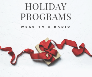 holiday programs on WSKG