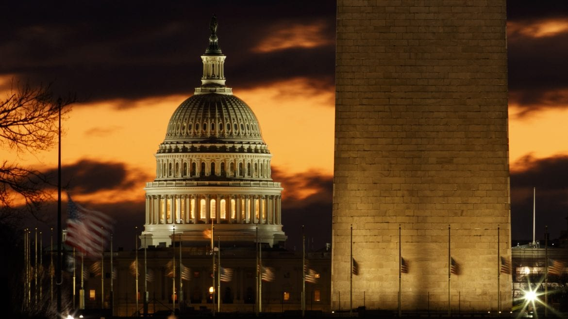 Departments affected by partial U.S. government shutdown