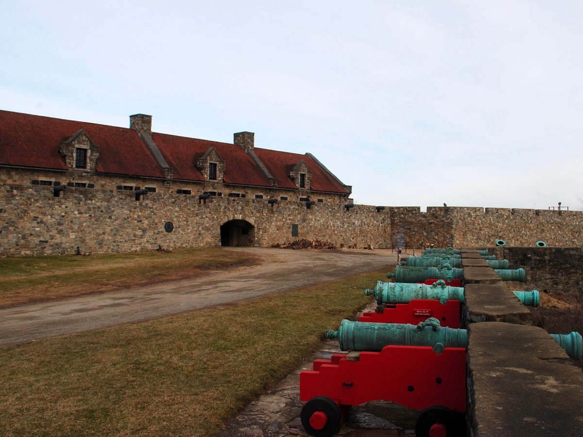 In 1776, Fort Ticonderoga in northern New York defended the frontier of the American Colonies against a powerful British army. But the Colonial regiments stationed there struggled with growing tensions and animosity that led to a dangerous riot on Christmas Day.