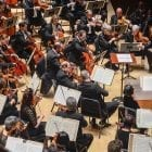 The Cleveland Orchestra, performing in Miami in 2016.