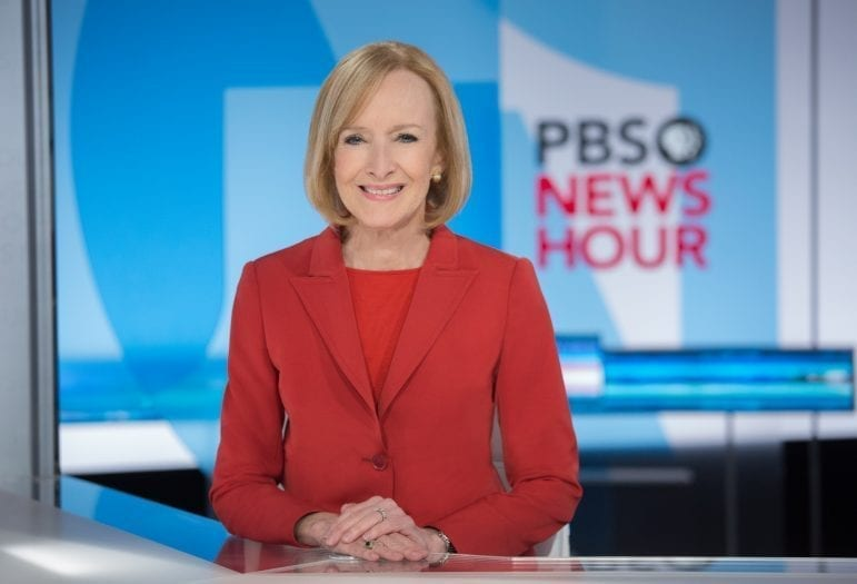 Judy Woodruff PBS Newshour