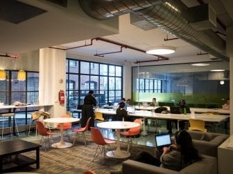 The Freelancers Hub in Brooklyn offers classes, shared office space, tax and legal advice for free.