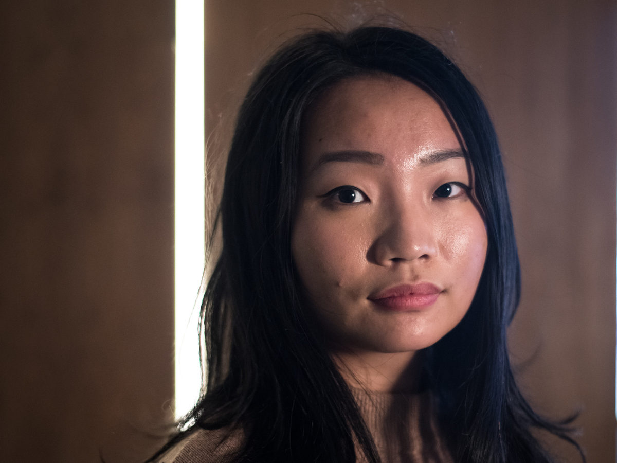 Wendy Zhao, a film producer, says being around other freelancers helps her navigate the stress of lean times when paid work isn't available.