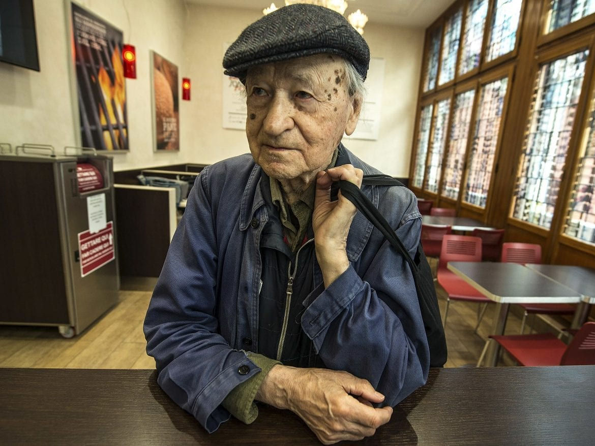 Jonas Mekas obituary | Film | The Guardian