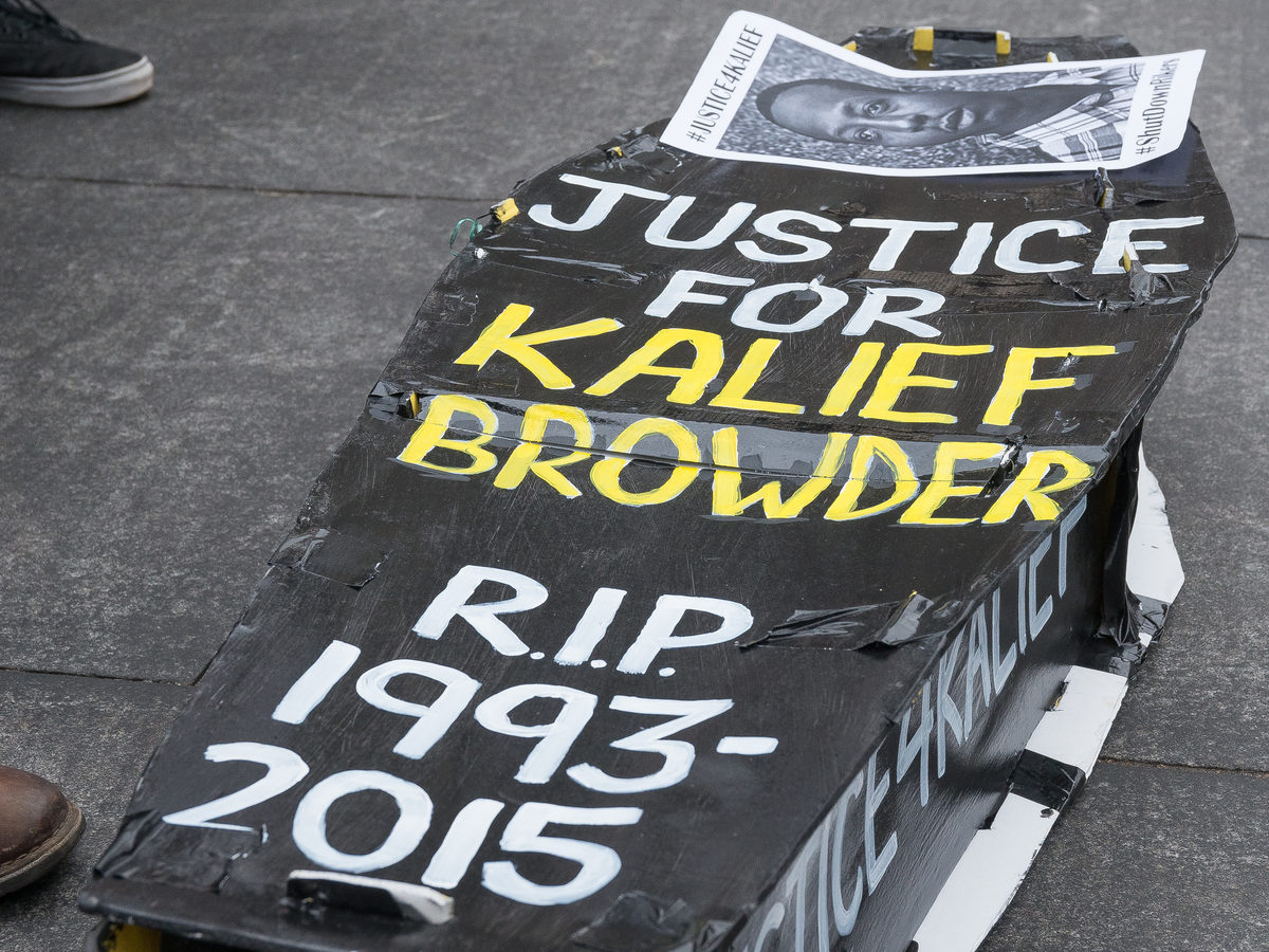 New York City officials on Thursday announced a $3.3 million settlement with the family of Kalief Browder, who committed suicide after spending nearly three years in Rikers Island, most of it in solitary confinement.