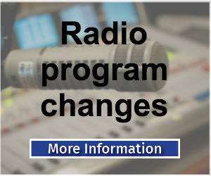 changes on  WSKG and WSQX radio