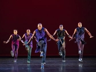 Lazarus Act 2. Choreographer: Rennie Harris, Alvin Ailey American Dance Theater